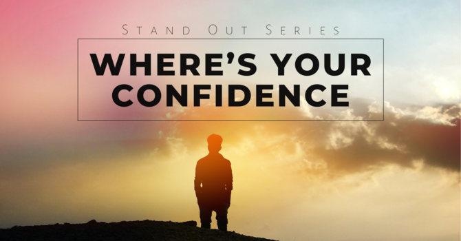 Where's Your Confidence?