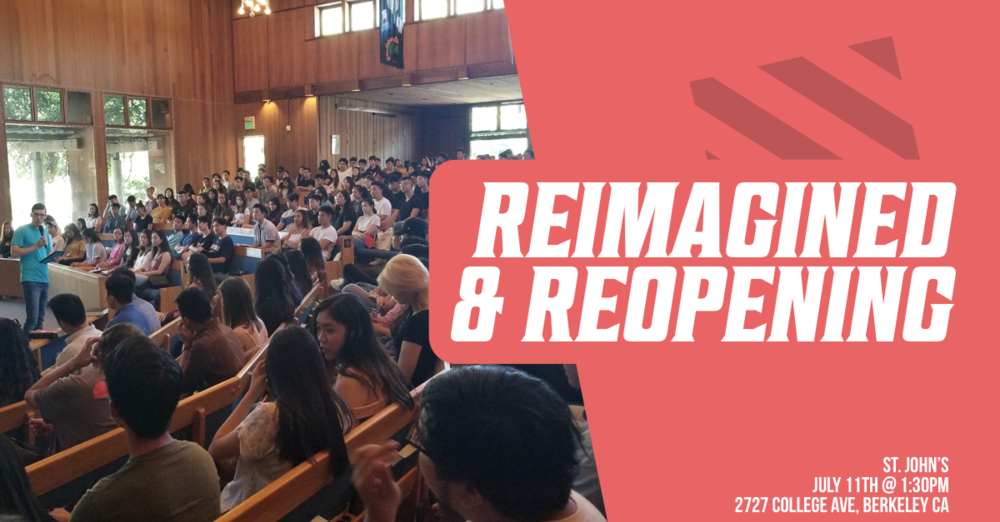 Reimagined & Reopening