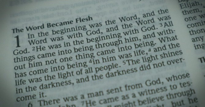 """""""My Teaching Is Of Him Who Sent Me"""""""