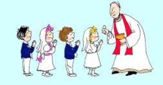 1st Communion Class