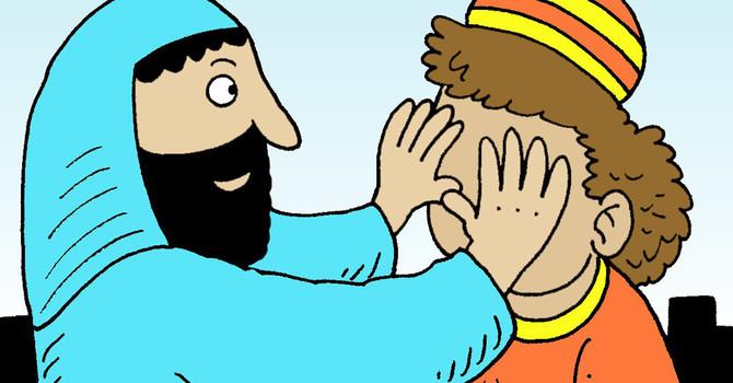 Lesson 6: Jesus Heals a Man Born Blind image