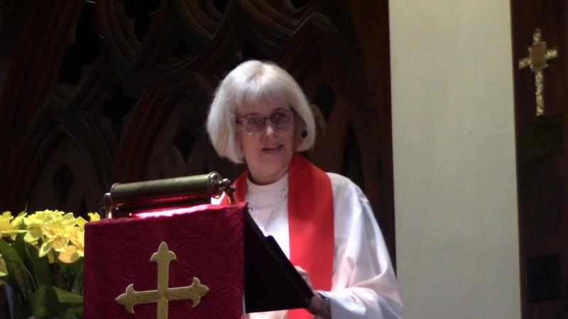 Sermon Pentecost May 23, 2021