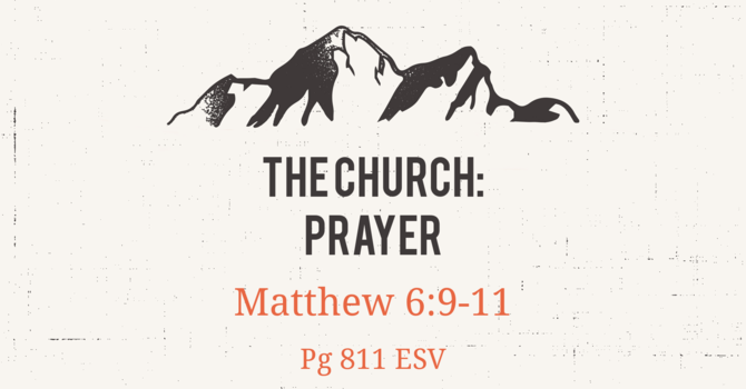 CVBC. 5.23.21 {Prayer}