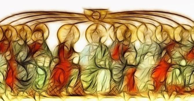 23 May 2021 Pentecost Sunday image