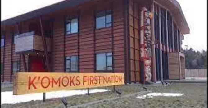 K'omoks First Nation - Origin Stories image