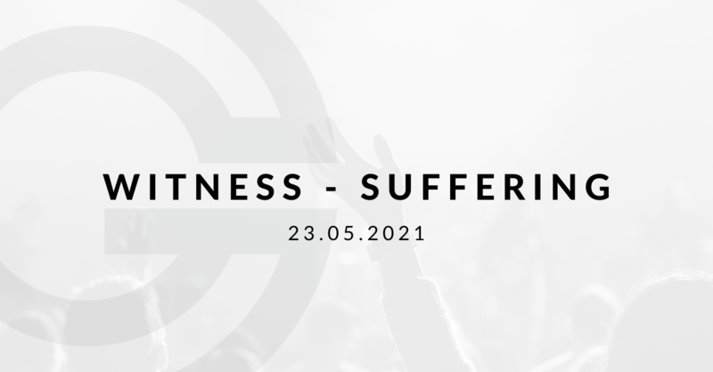 Witness - Suffering