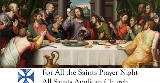 Cochrane Prayer Night May 26, 2021