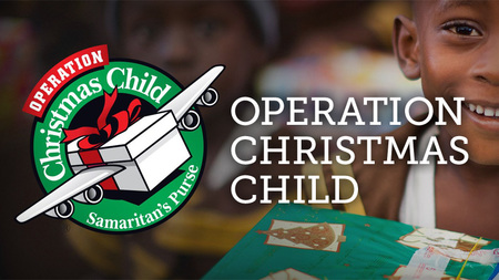 HBF Seizes Opportunity To Support Operation Christmas Child