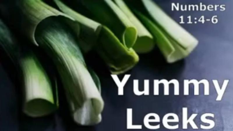 Yummy Leeks
