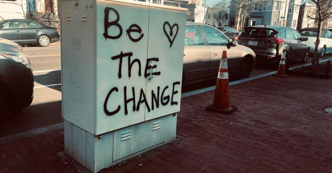 Raised to Life #7.  Simple Steps to Changing the World