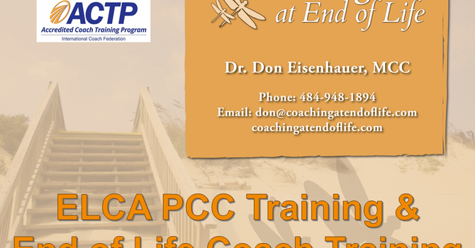 PCC Training - Coaching at End of Life track