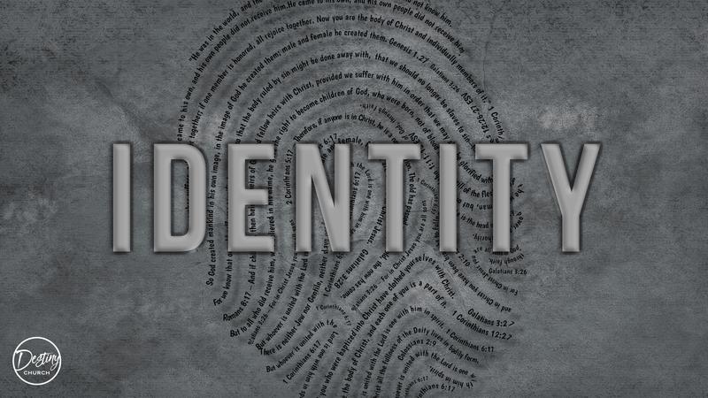 Identity   Wk.5 10AM  05.23.21