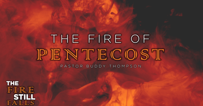 The Fire of Pentecost