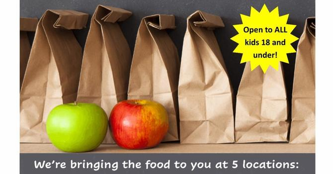 Open Link Offers Grab-n-Go Meals image