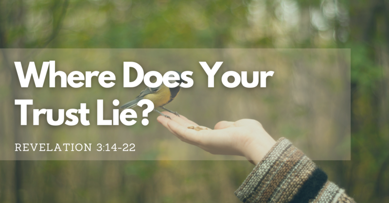 Where Does Your Trust Lie?