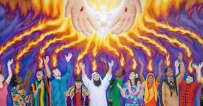 Spirit Sends us to Serve