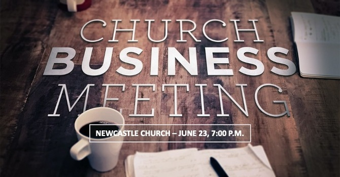 NPC Annual Business Meeting - 7:00 pm