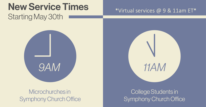 In-Person Sunday Service Registration image