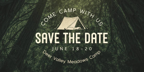 Come Camp With Us