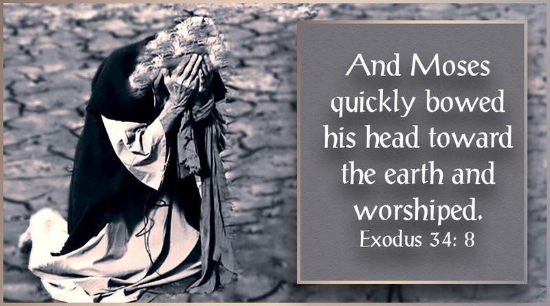 Our Response: Worship  & Prayer