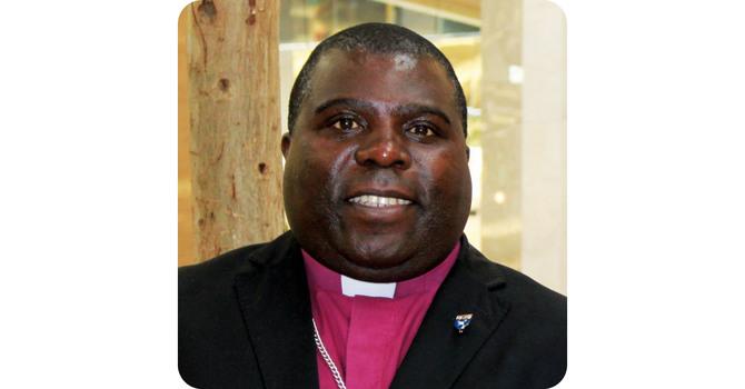 Bishop Sixbert Elected Anglican Church of Burundi Primate image