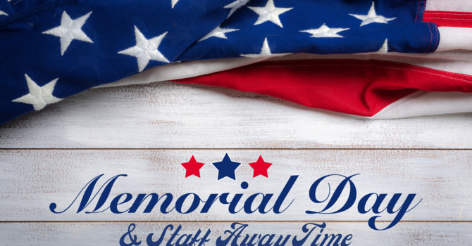 Memorial Day (Office Closed) image