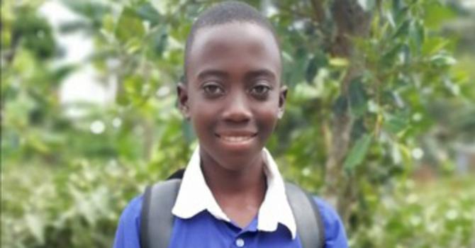 Letter from Joseph in Uganda May 22 2021. image