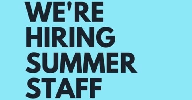 Summer Staff  image