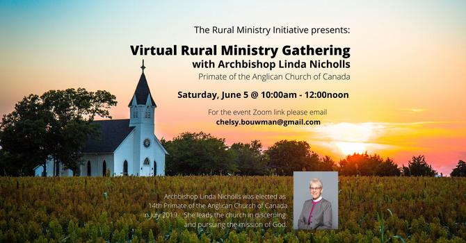 Virtual Rural Ministry Gathering