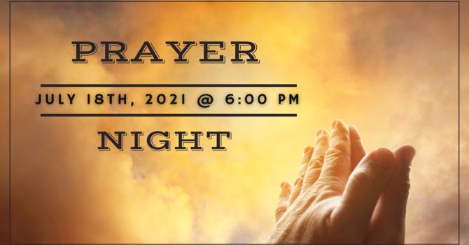 Church Prayer Service