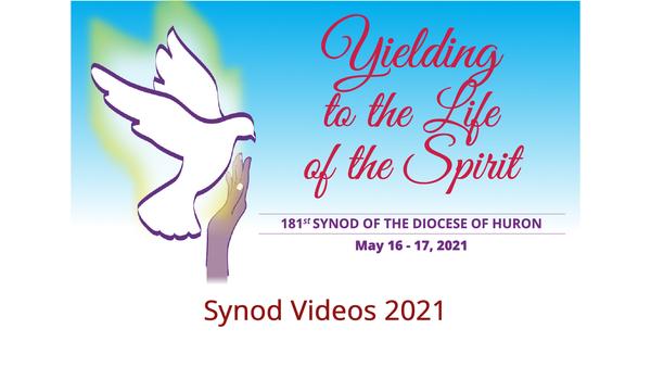 Synod 2021: Video Presentations