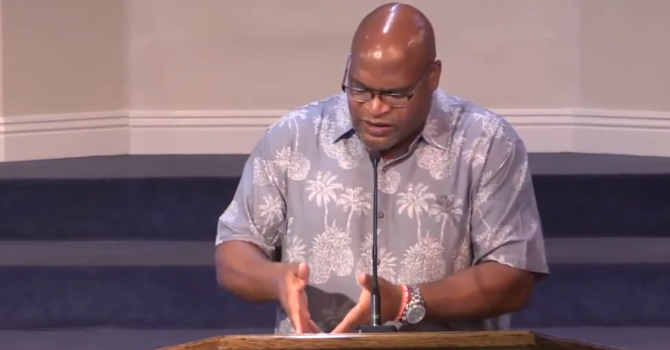 Fix It! | May 23, 2021 | 8 A.M. | Pastor Dockery