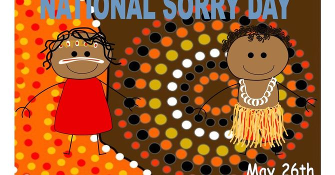 Prayer for National Sorry Day image
