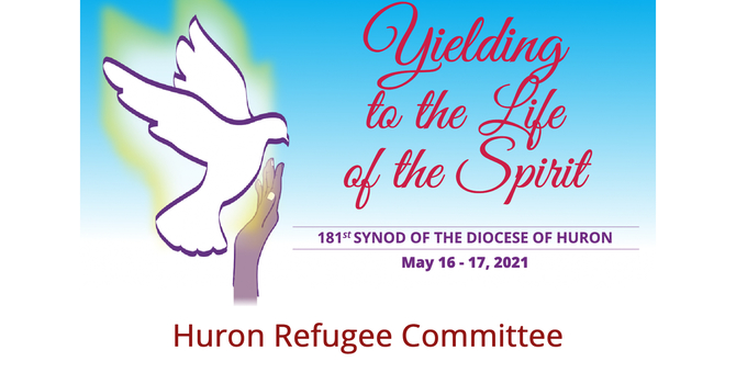Synod 2021: Huron Refugee Interviews