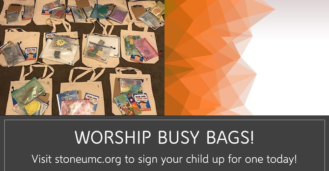 Worship Busy Bags image