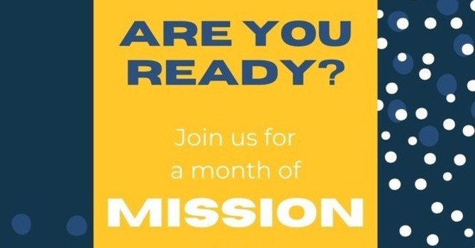 June is Mission Month in the Diocese image