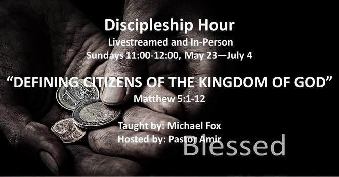 Adult Discipleship Hour