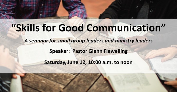 """""""Skills for Good Communication"""""""