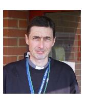 The Rev'd Simon Davies
