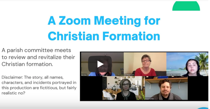 Christian Formation Planning Video: Review and Renew image
