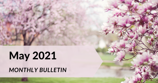 May 2021 Newsletter image