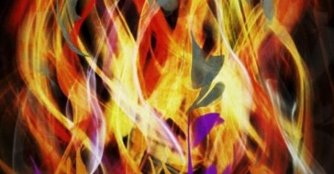 A Poem for Pentecost image