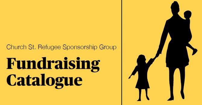 Refugee Sponsorship Fundraising Catalogue image