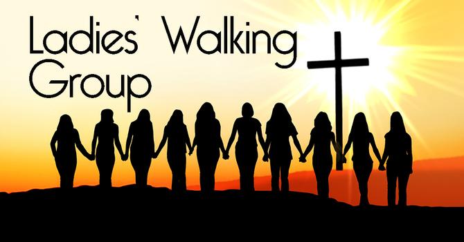 Ladies' Walking Group