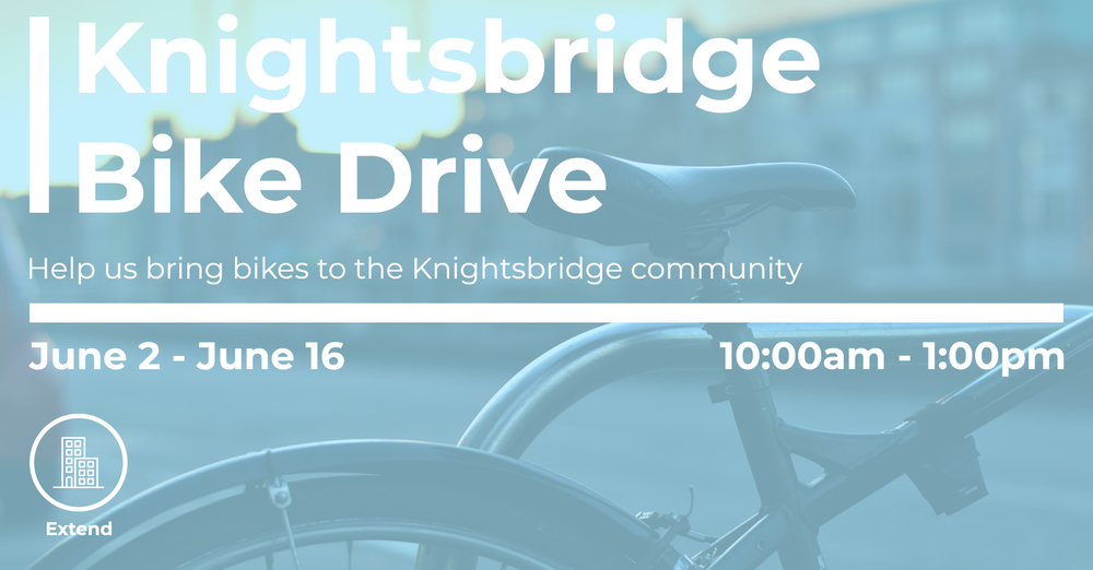 Knightsbridge Bike Drive