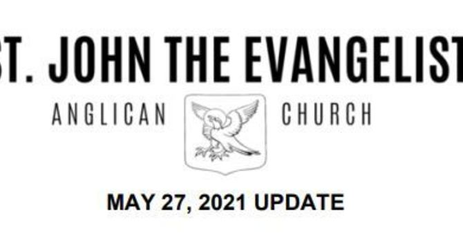 Update - May 27, 2021 image