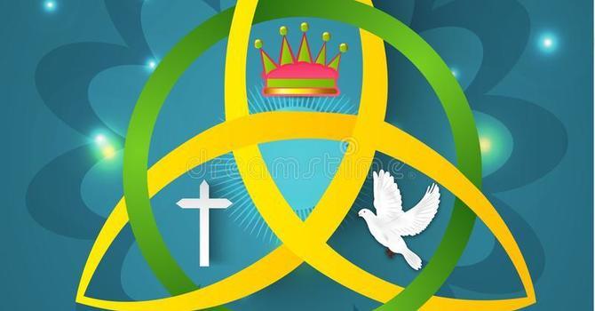 Bulletin: Trinity Sunday image