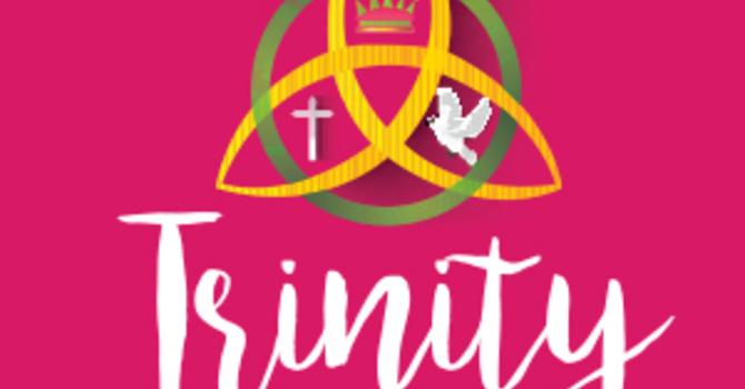Nicodemus/Holy Trinity Sunday image
