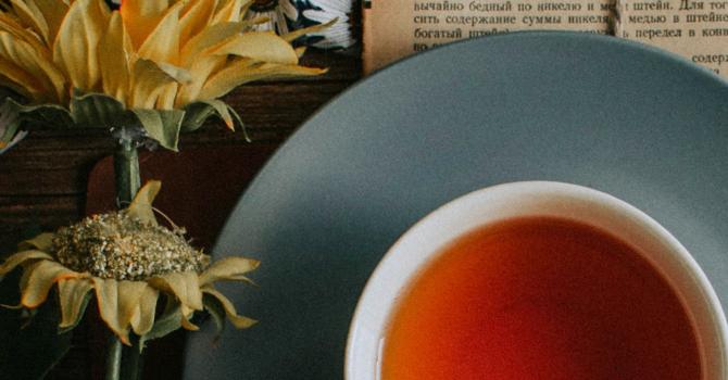 Bible, Tea & Toast