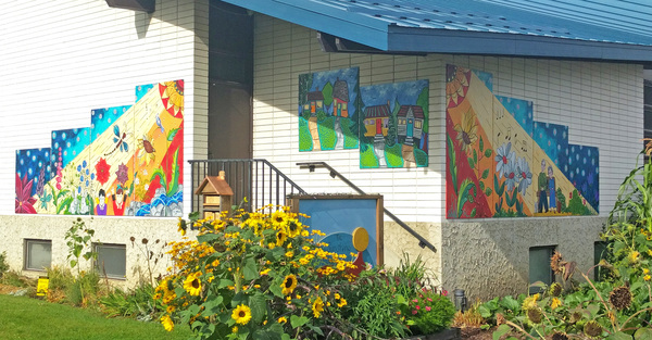 Community Mural Funding Available